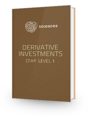 CFA Level 1 Derivative Investments E-book