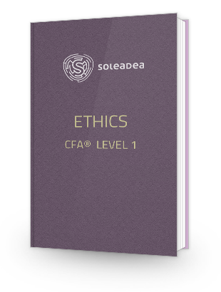 CFA Level 1 Ethics E-book