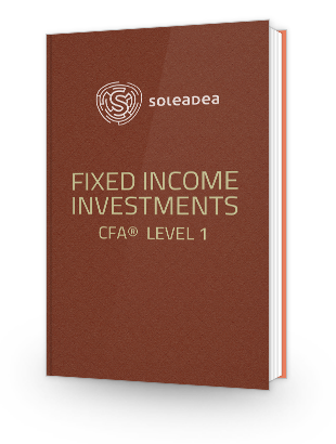 CFA Level 1 Fixed Income E-book