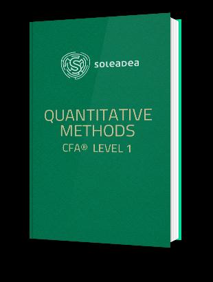 CFA Level 1 Quantitative Methods E-book
