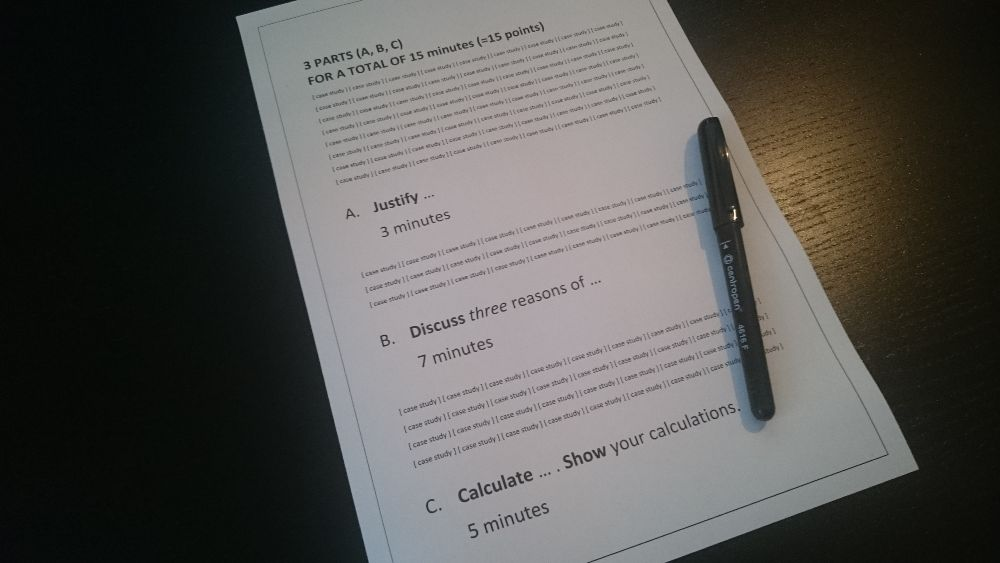 CFA Level 3: Constructed Response Questions