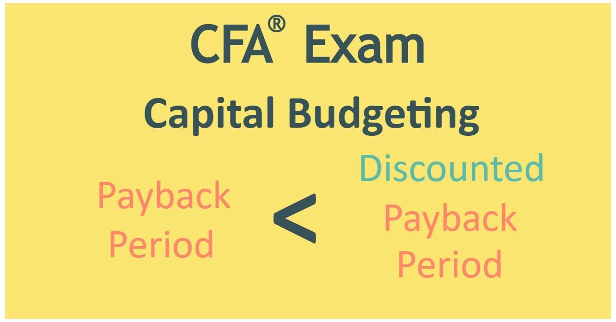 Level 1 CFA Exam: DPP vs PP