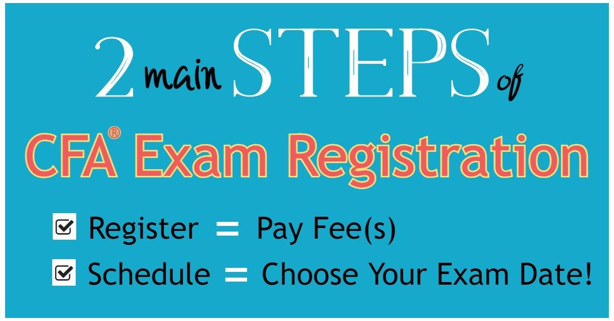 CFA Exam Registration, How to Enroll